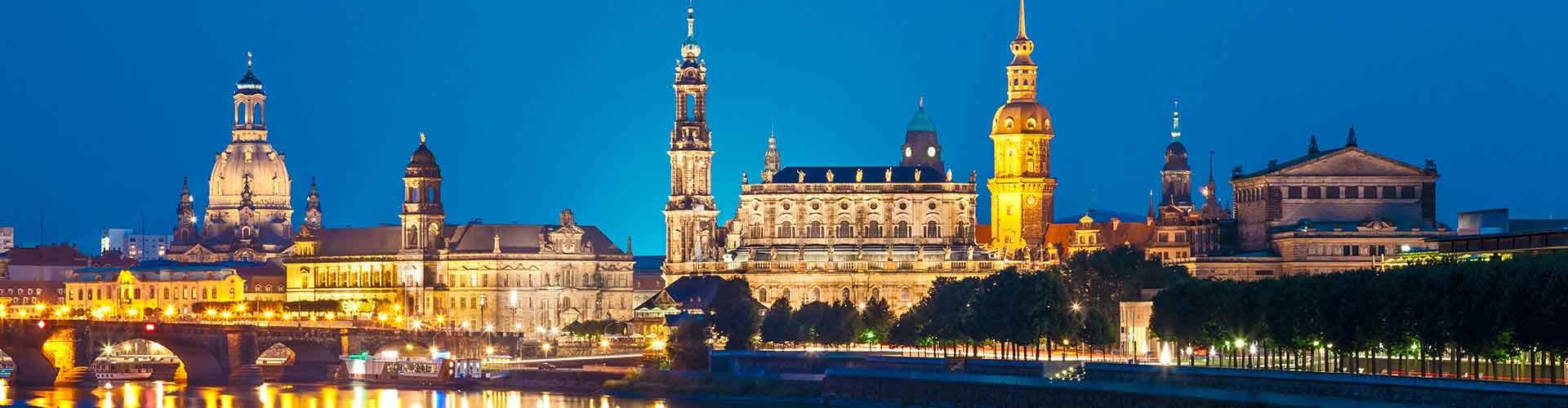 Drážďany - Hostelů v Drážďany. Mapy pro Drážďany, fotky a recenze pro každý hostel v Drážďany.