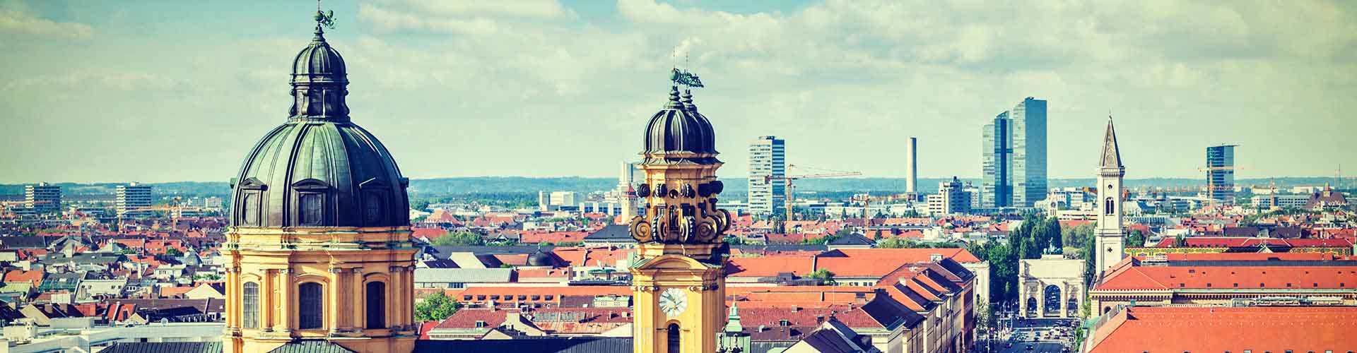 Mnichov - Hostelů v Mnichov. Mapy pro Mnichov, fotky a recenze pro každý hostel v Mnichov.