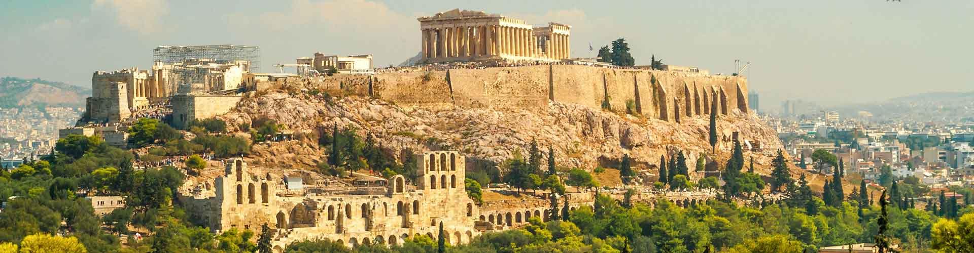 Athény - Hostelů v Athény. Mapy pro Athény, fotky a recenze pro každý hostel v Athény.