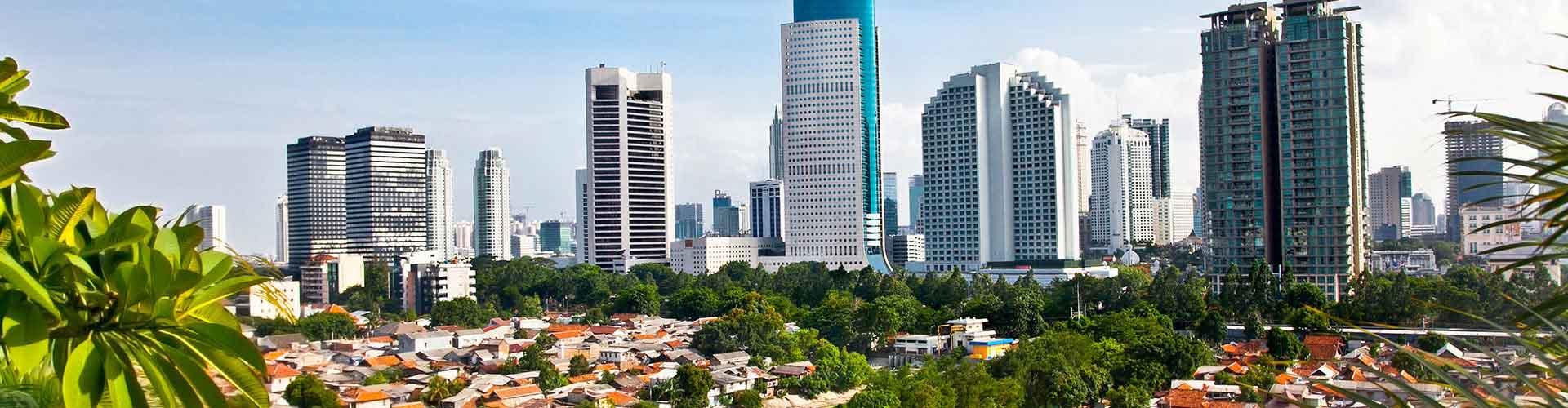 Jakarta - Hostelů v Jakarta. Mapy pro Jakarta, fotky a recenze pro každý hostel v Jakarta.