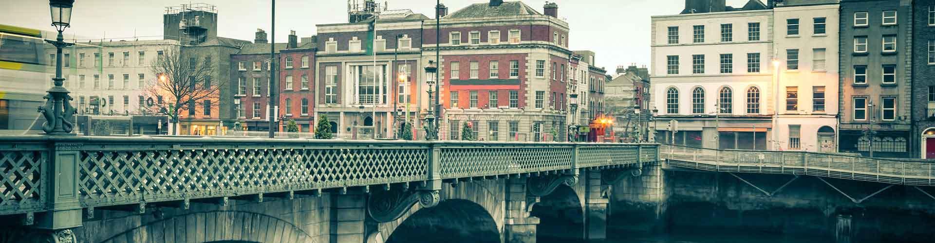 Dublin - Hostelů v Dublin. Mapy pro Dublin, fotky a recenze pro každý hostel v Dublin.
