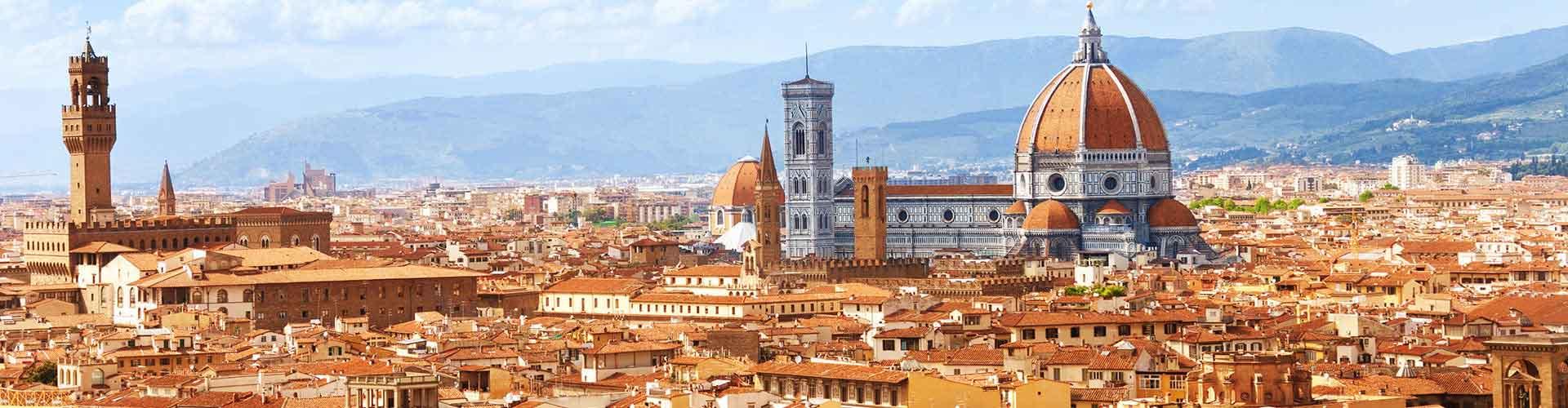 Florence - Hostelů v Florence. Mapy pro Florence, fotky a recenze pro každý hostel v Florence.