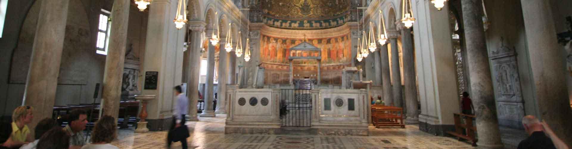 Řím - Hostelů v blízkosti Bazilika di San Clemente. Mapy pro Řím, fotky a recenze pro každý hostel v Řím.