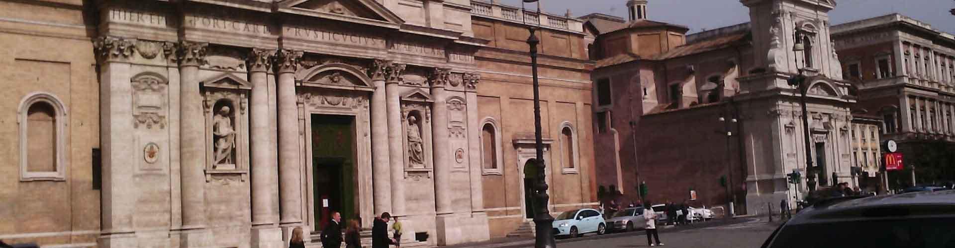 Řím - Hostelů v blízkosti Santa Maria della Vittoria. Mapy pro Řím, fotky a recenze pro každý hostel v Řím.