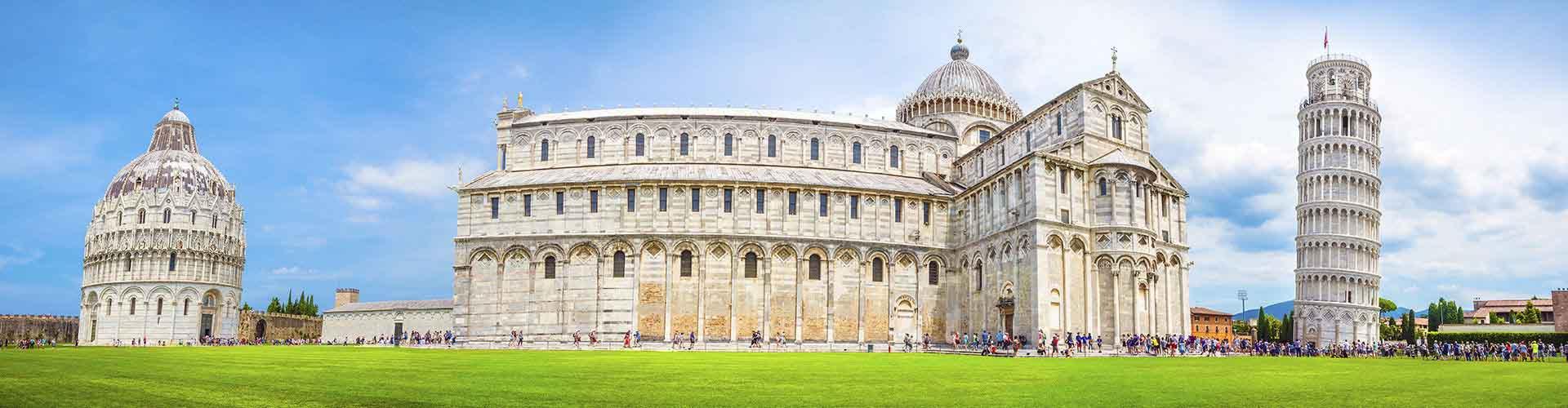 Pisa - Ubytovny v blízkosti Galileo Galilei letiště. Mapy pro Pisa, fotky a recenze pro každou Ubytovnu - Pisa.