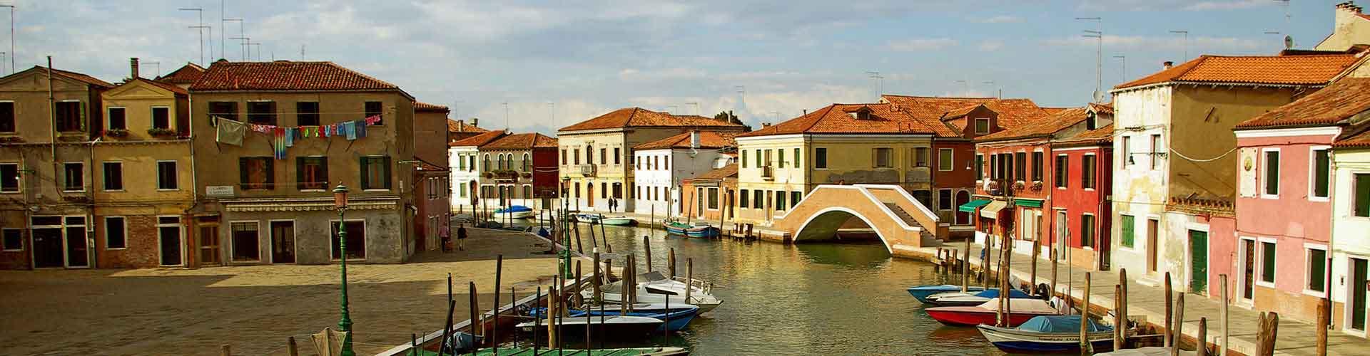 Venice Mestre - pokoje v blízkosti Benátky Marco Polo letiště. Mapy pro Venice Mestre, fotky a recenze pro každý pokoj - Venice Mestre.