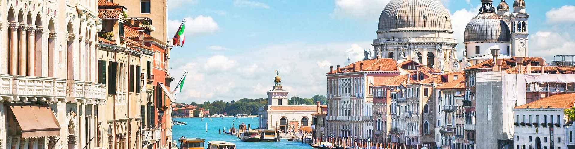 Benátky - Hostelů v Benátky. Mapy pro Benátky, fotky a recenze pro každý hostel v Benátky.