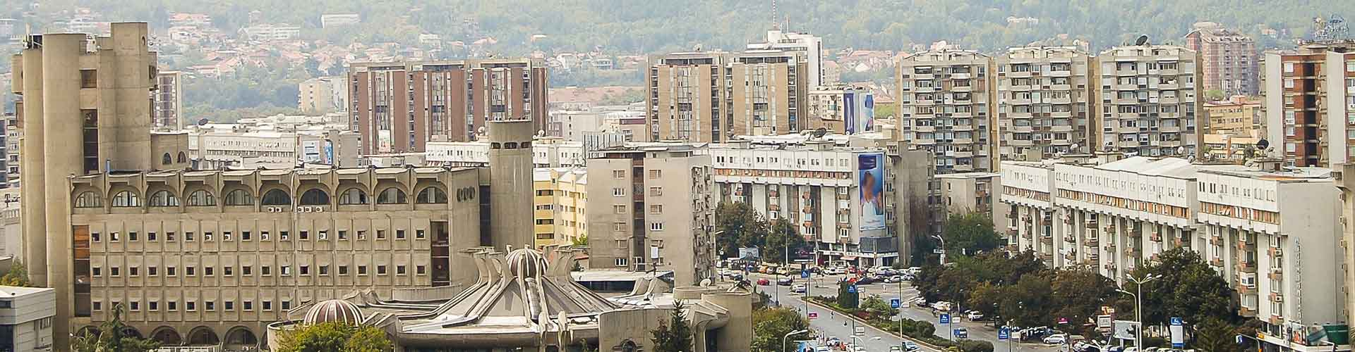 Skopje – Student accommodations, hostels and coworking spaces in Skopje (Makedonie). Maps of Skopje, photos and reviews for each place in Skopje.