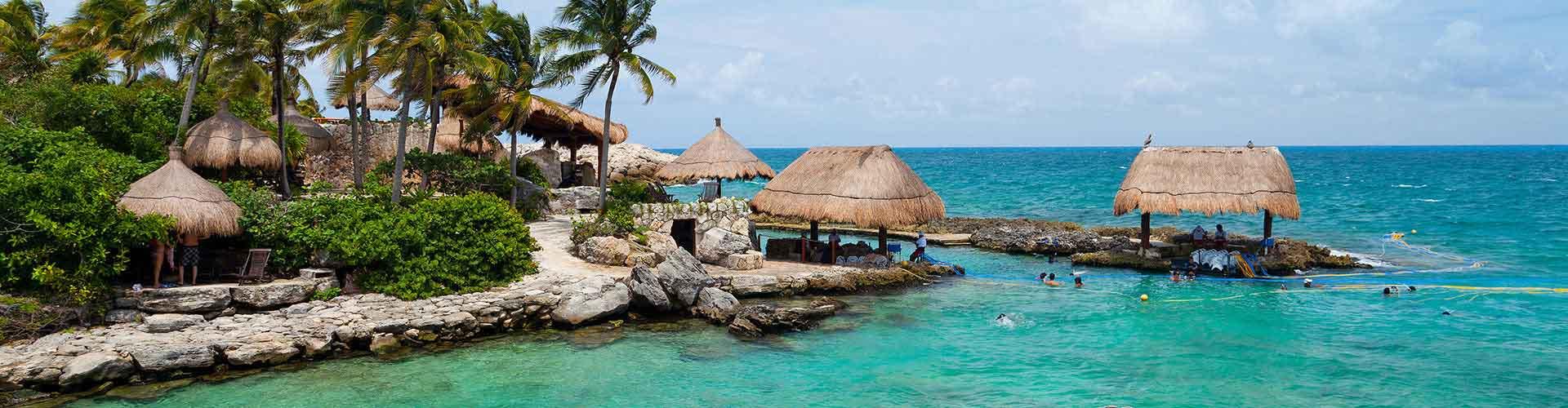 Cancún - Hostelů v Cancún. Mapy pro Cancún, fotky a recenze pro každý hostel v Cancún.