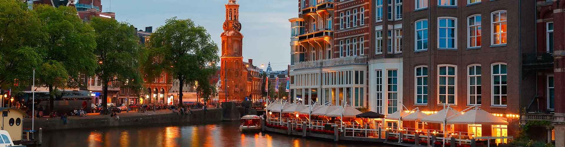 Amsterodam - Hostelů v blízkosti Munttoren. Mapy pro Amsterodam, fotky a recenze pro každý hostel v Amsterodam.