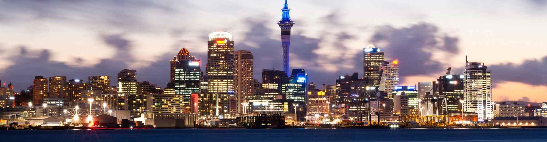 Auckland - hotely v Auckland. Mapy pro Auckland, fotky a recenze pro každý hotel - Auckland.