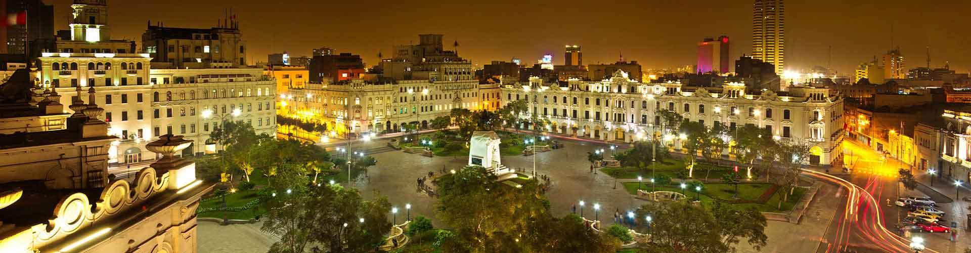 Lima - Hostelů v Lima. Mapy pro Lima, fotky a recenze pro každý hostel v Lima.