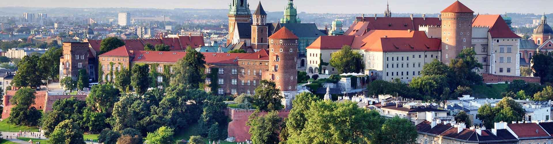 Krakov - hotely v Krakov. Mapy pro Krakov, fotky a recenze pro každý hotel - Krakov.