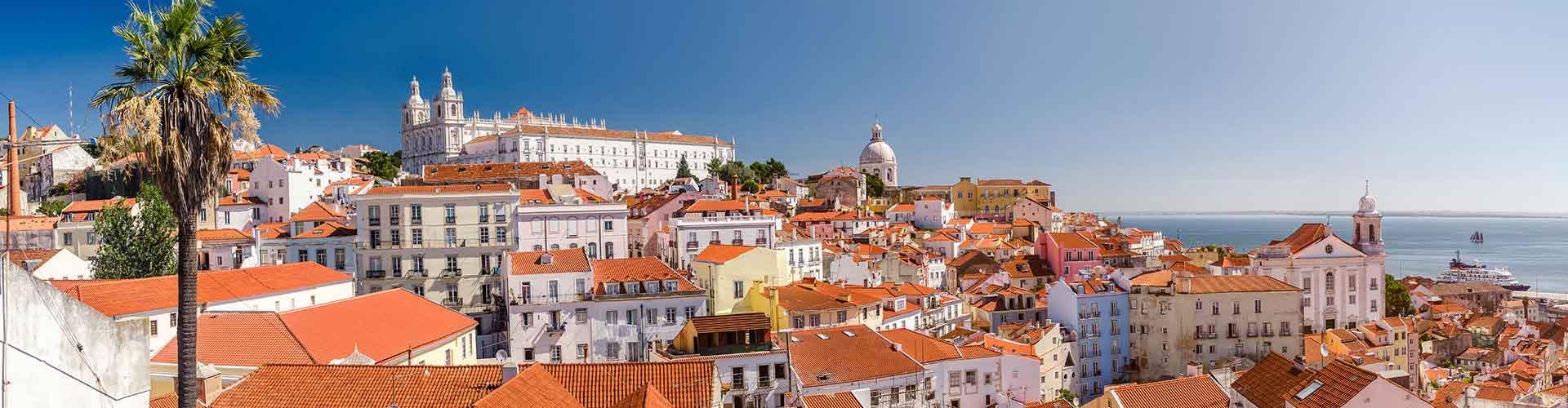 Lisabon - Hostelů ve čtvrti Alfama. Mapy pro Lisabon, fotky a recenze pro každý hostel v Lisabon.
