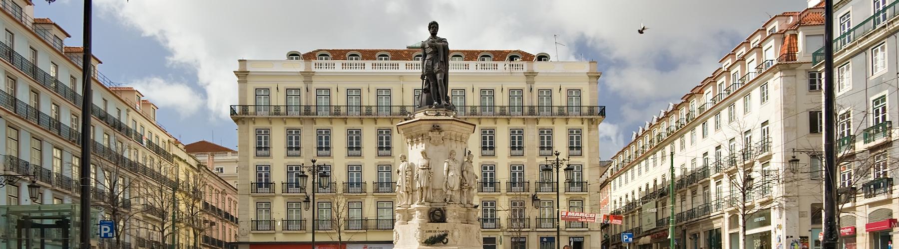 Lisabon - Hostelů v blízkosti Chiado. Mapy pro Lisabon, fotky a recenze pro každý hostel v Lisabon.
