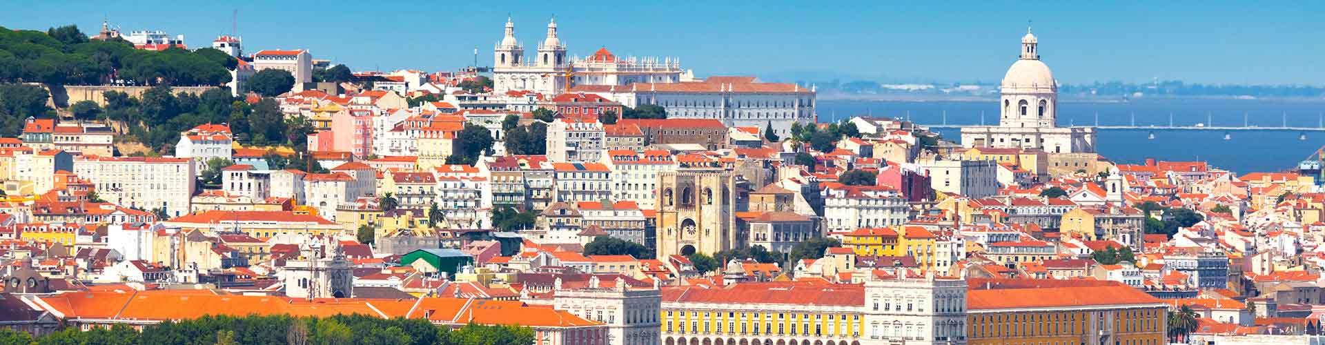 Lisabon - Hostelů v Lisabon. Mapy pro Lisabon, fotky a recenze pro každý hostel v Lisabon.