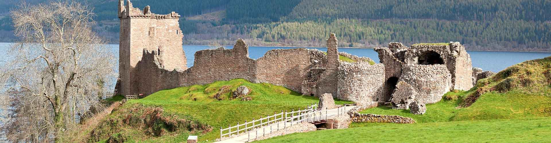 Loch Ness - Hostelů v Loch Ness. Mapy pro Loch Ness, fotky a recenze pro každý hostel v Loch Ness.