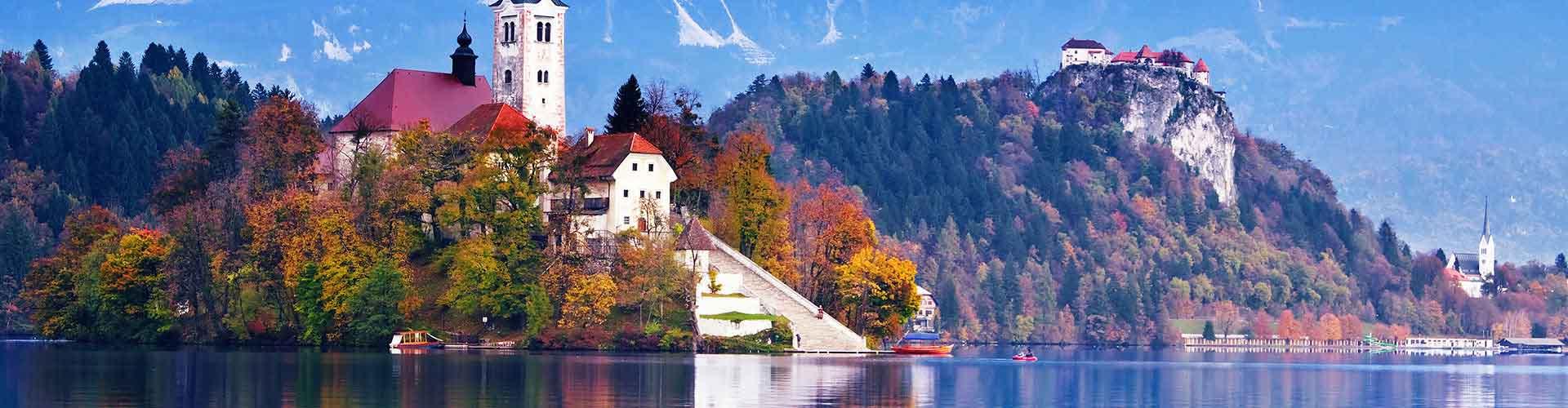 Bled - Hostelů v Bled. Mapy pro Bled, fotky a recenze pro každý hostel v Bled.