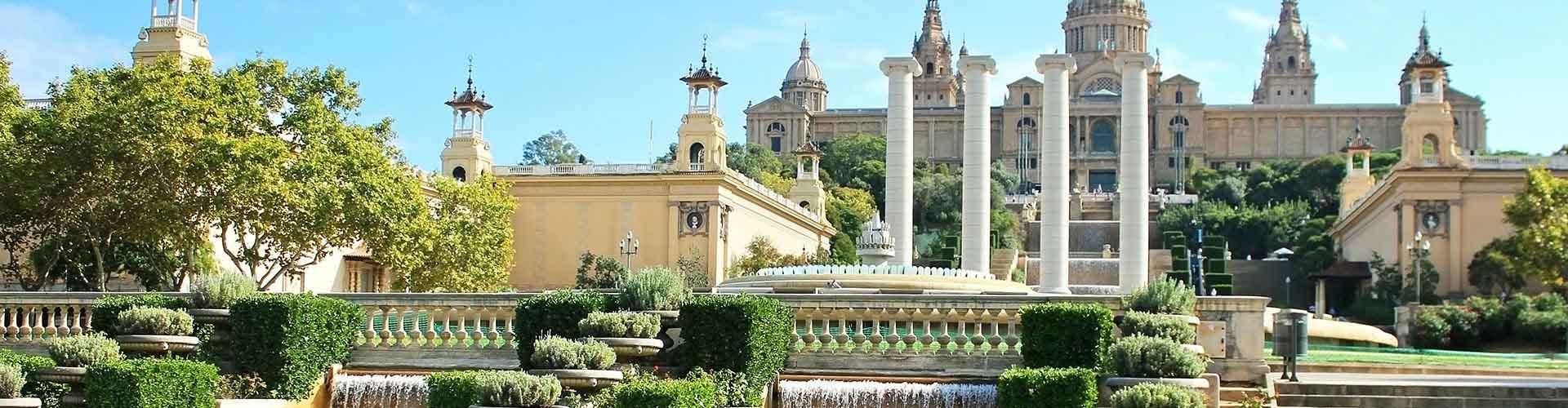 Barcelona - Hostelů ve čtvrti Putget - Farrò. Mapy pro Barcelona, fotky a recenze pro každý hostel v Barcelona.