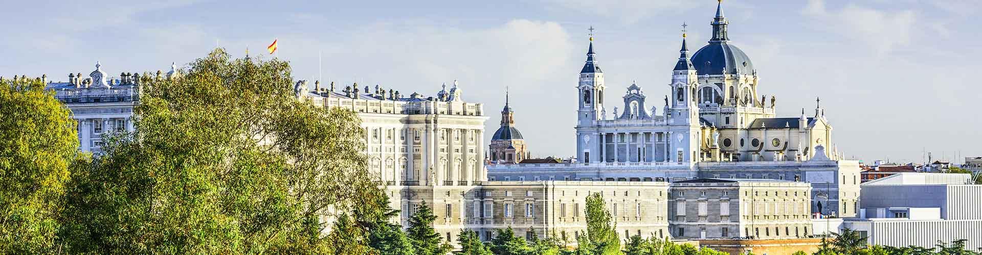 Madrid - apartmány v blízkosti Madrid-Barajas letiště. Mapy pro Madrid, fotky a recenze pro každý apartmán - Madrid.