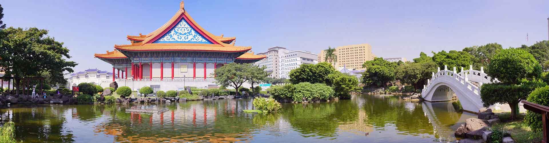 Taipei - Hostelů v Taipei. Mapy pro Taipei, fotky a recenze pro každý hostel v Taipei.