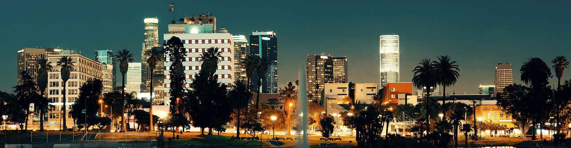 Los Angeles - Hostelů v Los Angeles. Mapy pro Los Angeles, fotky a recenze pro každý hostel v Los Angeles.