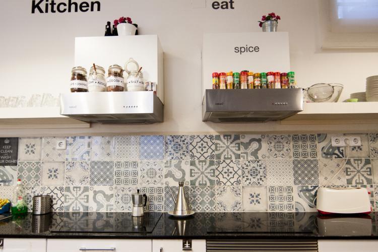 360 Hostel Arts & Culture; Kuchyně