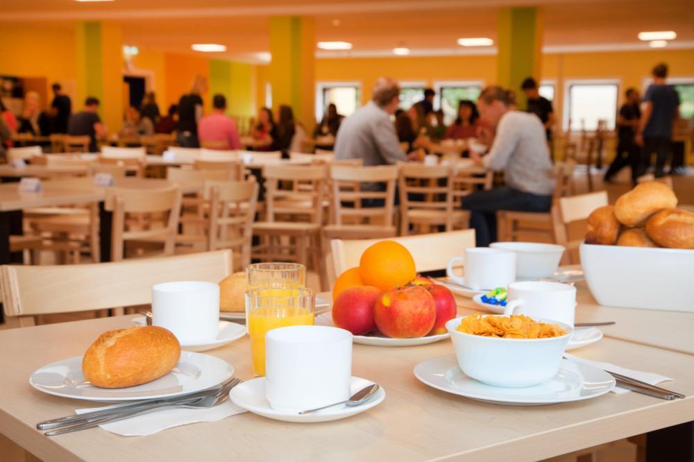 Velká snídaňová místnost