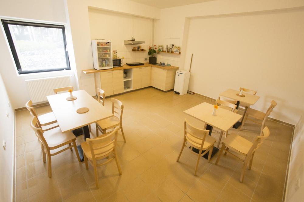Kuchyně pro hosty
