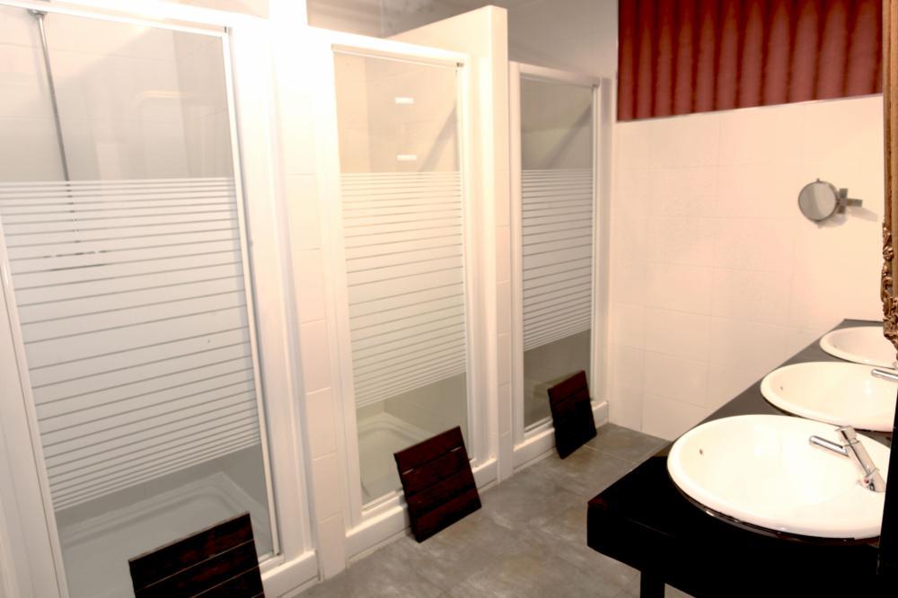 Společná koupelna - smíšený pokoj