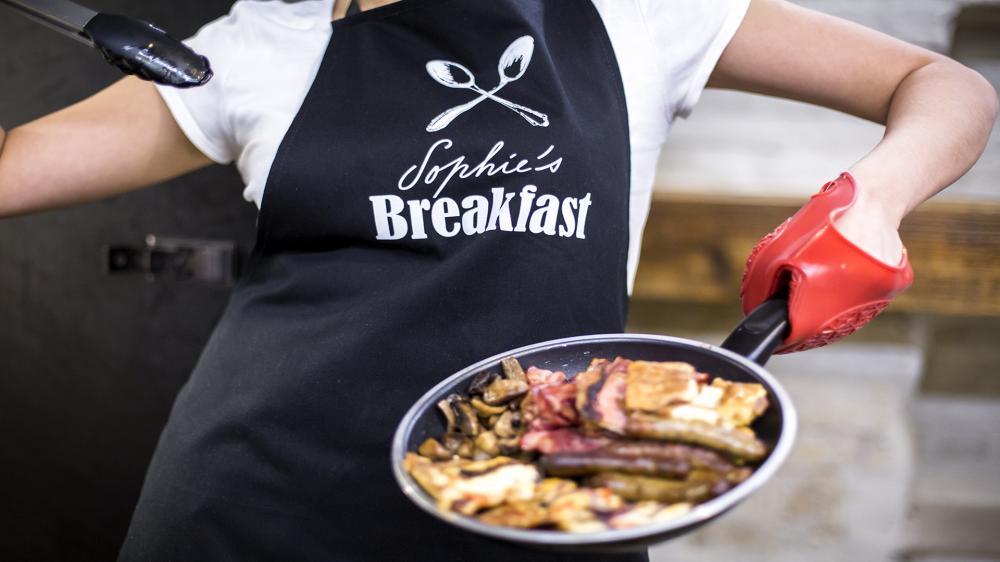 Snídaně formou bufetu & brunch (není součástí dodávky)