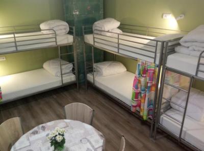 Hostely a ubytovny - Lorf Hostel&Apartments