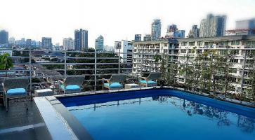 Hostely a ubytovny - The City@Fifty  Hostel