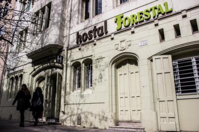 Hostely a ubytovny - Hostal Forestal