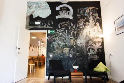 Hostely a ubytovny - 360 Hostel Barcelona Arts&Culture