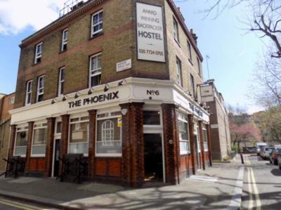 Hostely a ubytovny - Phoenix Hostel London