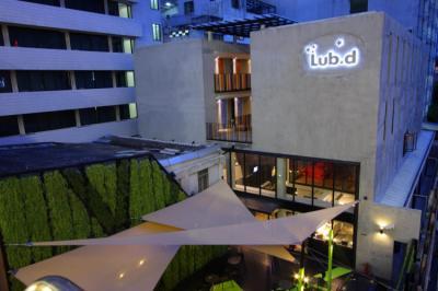 Hostely a ubytovny - Lub d Bangkok Siam Hostel