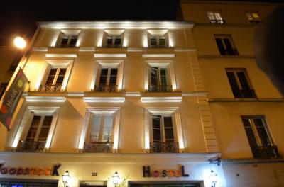 Hostely a ubytovny - Woodstock Hostel Montmartre