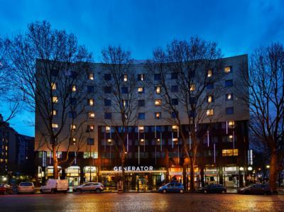Hostely a ubytovny - Generator Paris