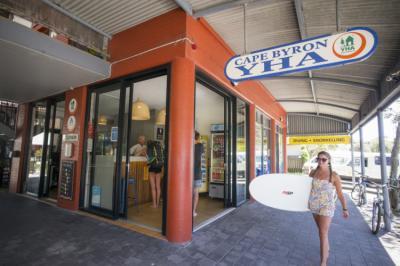Hostely a ubytovny - Hostel Cape Byron YHA