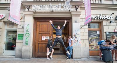 Hostely a ubytovny - Wombat's CITY Hostel - Budapest