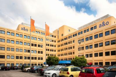 Hostely a ubytovny - A&O Hostel Amsterdam Zuidoost
