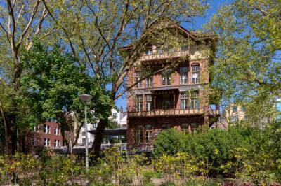 Hostely a ubytovny - Hostel Stayokay Amsterdam Vondelpark