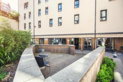 Hostely a ubytovny - Euro Hostel Edinburgh Halls