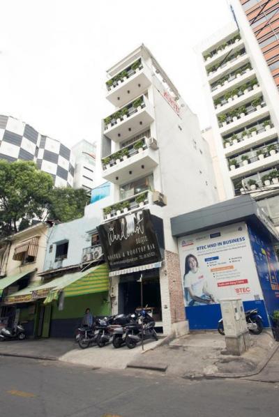 Hostely a ubytovny - Wanderlust Saigon Hostel