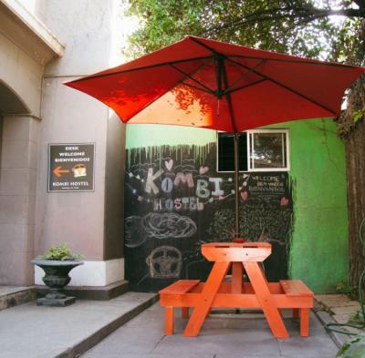 Hostely a ubytovny - Kombi Hostel