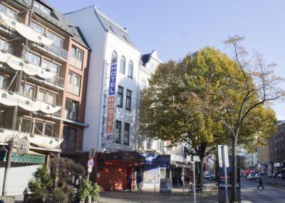 hostels hamburg