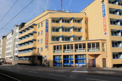 Hostely a ubytovny - A&O München Hackerbrücke Hostel