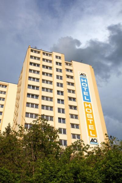 Hostely a ubytovny - A&O Prague Metro Strizkov Hostel