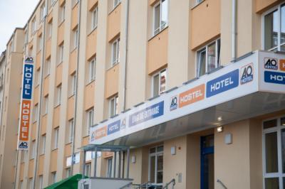 Hostely a ubytovny - A&O Wien Hauptbahnhof Hostel